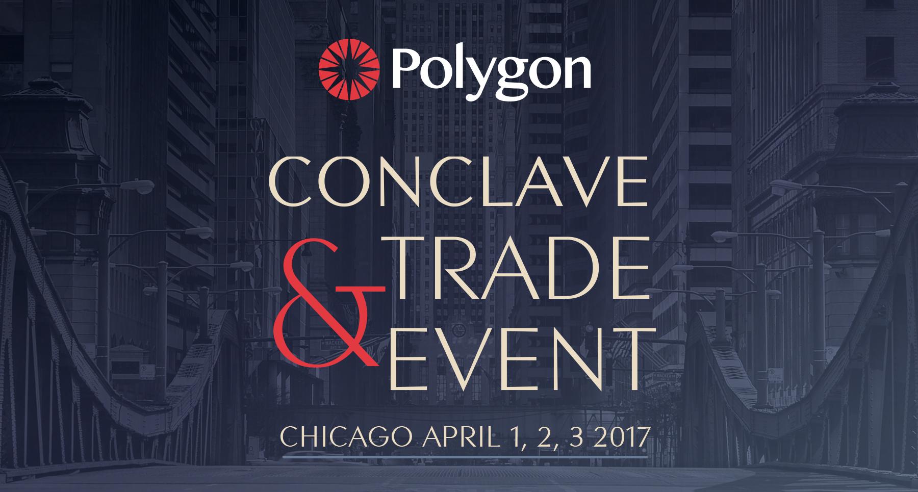Chicago Il Polygon Conclave And Trade Event April 1 3 2018